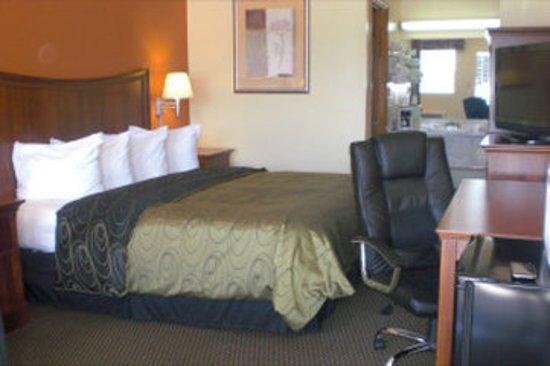 Baxley, GA: Guest room