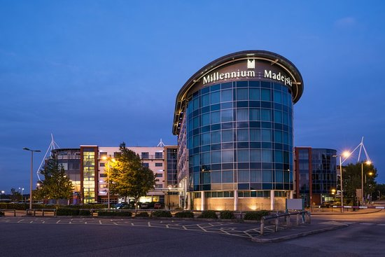 Millennium Madejski Hotel Reading