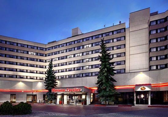 喜來登騎士卡爾加里飯店照片
