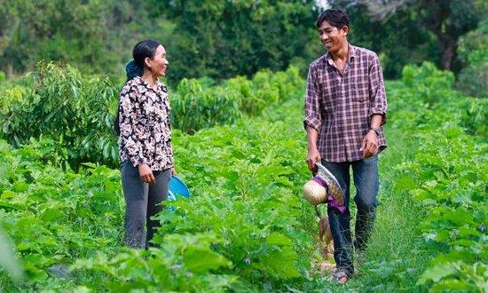Battambang Province, Cambodia: Visit the local Khmer lifestyle