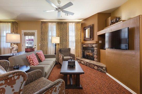WorldMark Bison Ranch: Guest room