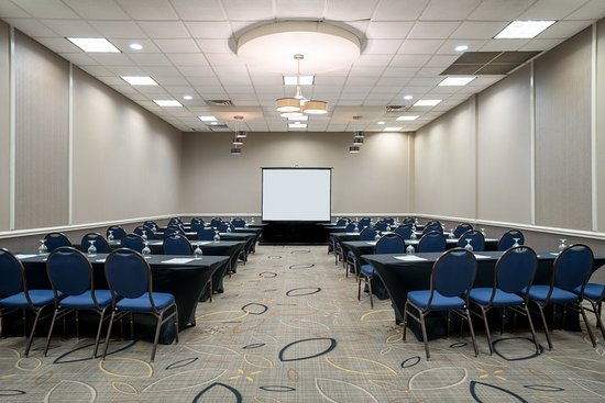 Morgantown, Pensilvania: Meeting room