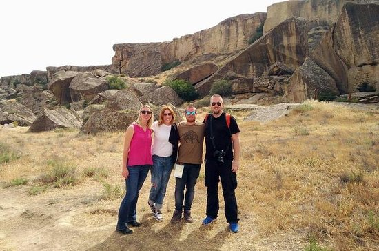 Day Trip to Gobustan National Park and Mud Volcano Tour