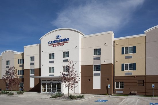 Candlewood Suites Sheridan: Exterior