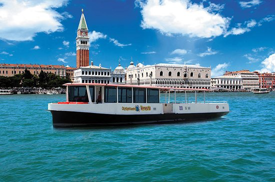 Venedig City Sightseeing Hop-On...