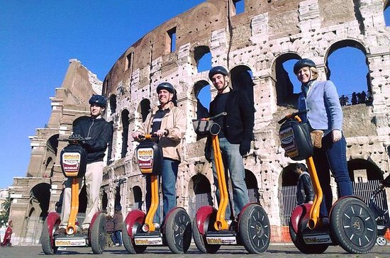 Segway Tour of Ancient Rome med...