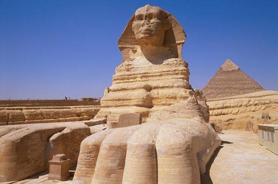 Halvdagstur till Giza-pyramiderna ...