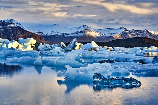 Jewels of the South - Jökulsárlón...