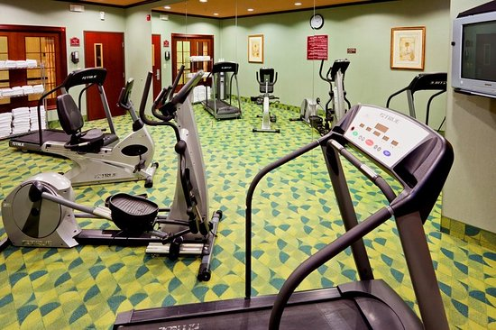Newton, NJ: Health club