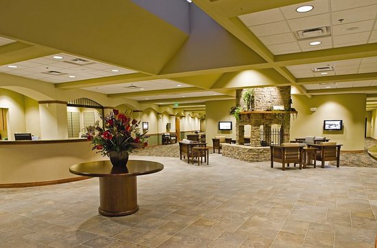 Fairfield Glade, TN: Lobby