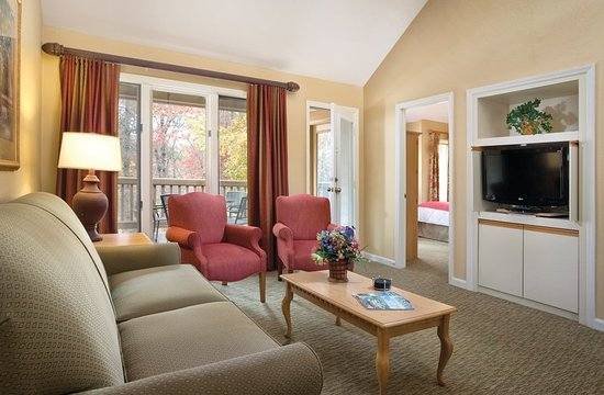 Fairfield Glade, TN: Suite
