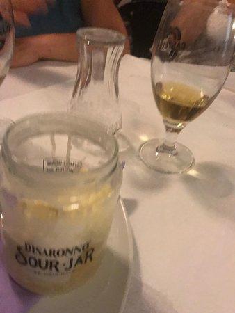 Arquata Scrivia, Италия: gelato affogato al whisky