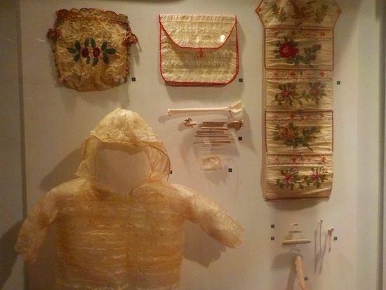 Unalaska, Αλάσκα: 展示物