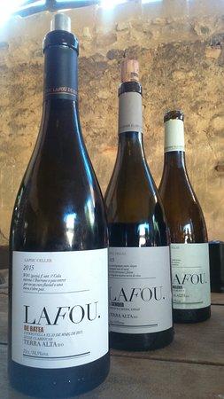 Batea, Espanha: Three fantastic wines in LaFou Cellar