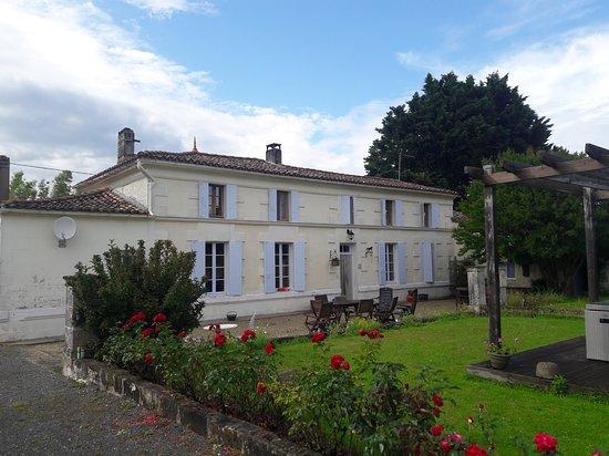 Saint Fort sur Gironde صورة فوتوغرافية