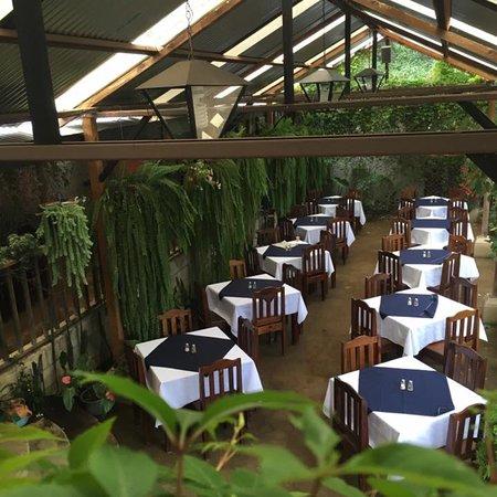 Santa Catarina Barahona, Gwatemala: Solo en La Casa Del Pescador Restaurante