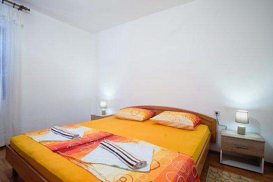 Bedroom - Picture of Super Mario Apartments, Tivat - TripAdvisor