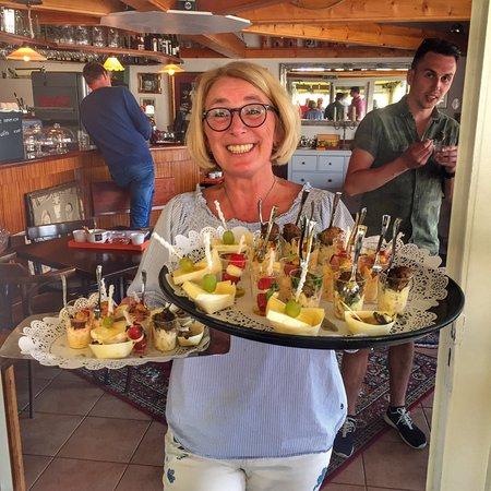Heeg, The Netherlands: Eetcafe Tante Sjuul