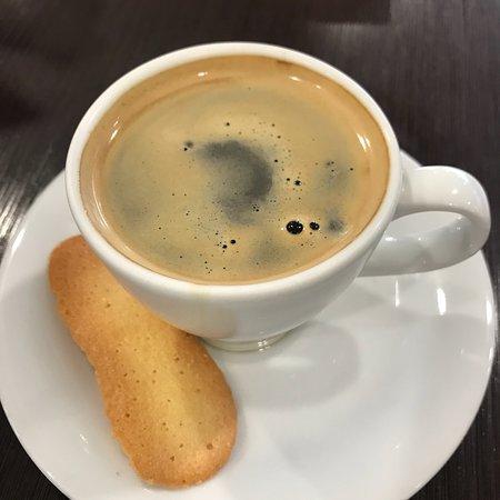 Samborondon, Ecuador: Siempre es un buen momento para tomar un café!