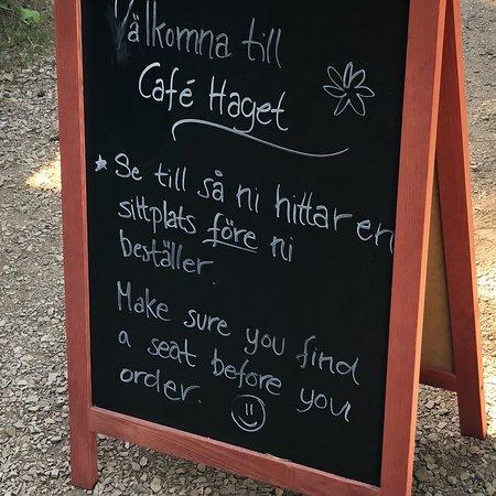 Bilde fra Cafe Haget