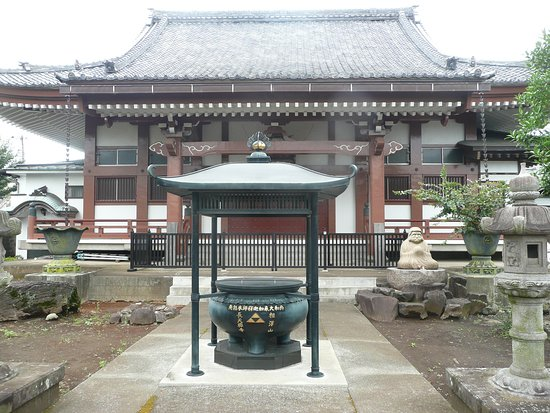 Choten-ji Temple