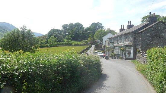 Little Langdale, UK: View of the Inn
