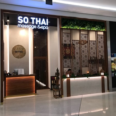 ‪So Thai Massage & Spa‬