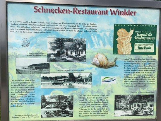 Neumarkt am Wallersee, Österreich: Die Geschichte des Hauses
