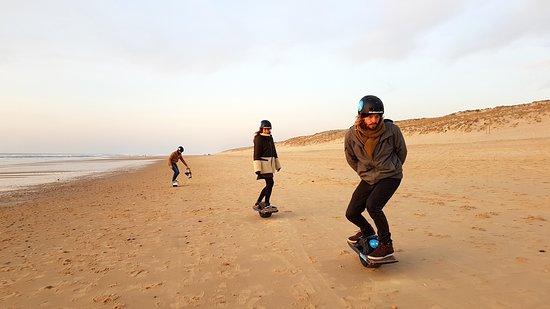 0bcf20a599b272 Eté comme Hiver, ça ride ! - Picture of Ride On Experience, Lege-Cap ...
