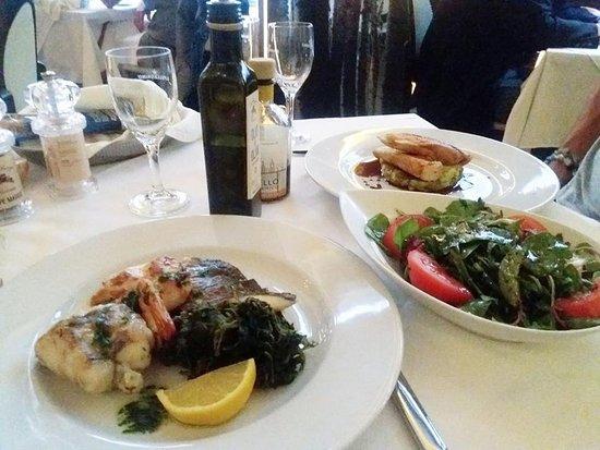 Al Sarago: It s my mixed seafood dish.