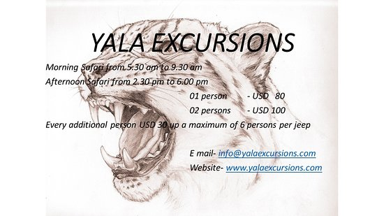 Yala Excursions