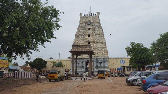Sree Bakthavatsala Perumal Temple Tiruninravur