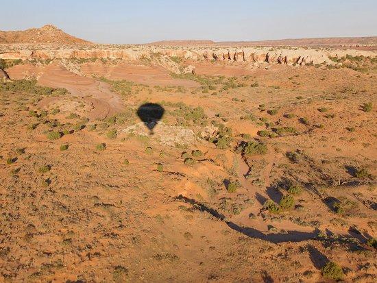 Canyonlands Ballooning: Spectacular scenery