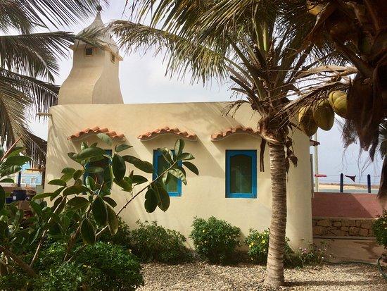 Vila do Maio, Cape Verde: The kitchen