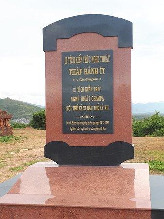 Binh Dinh Province, Vietnam: Thap Banh It