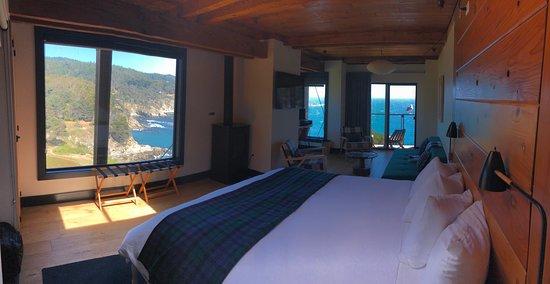 Jenner, Kaliforniya: Amazing room!
