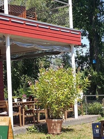 Konigs Wusterhausen, Germany: Paulines Hafencafe