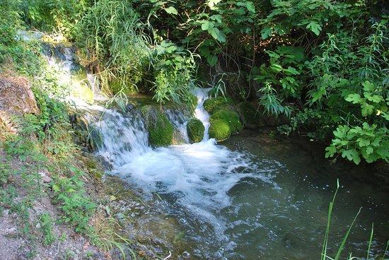 Krka National Park, Croatia: Corso e rapide