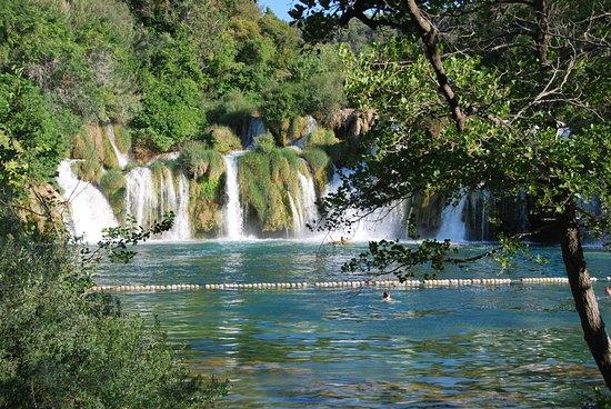 Krka National Park, Croatia: cascate 4