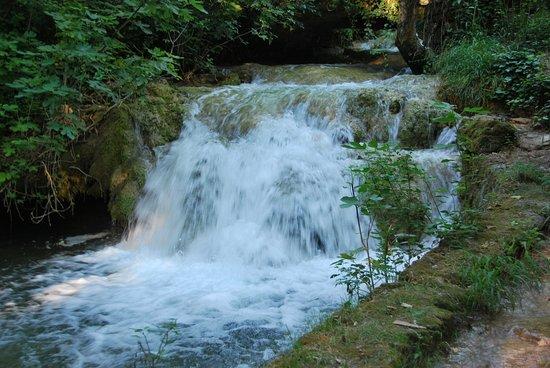 Krka National Park, Croatia: Bella cascata