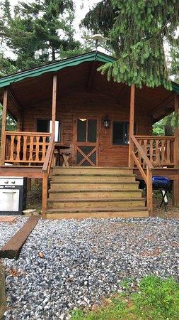 Kinzers, Pensilvania: Cabin
