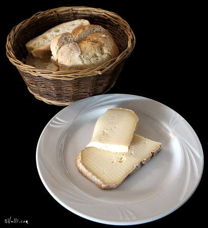 Mendatica, Itália: Cheese