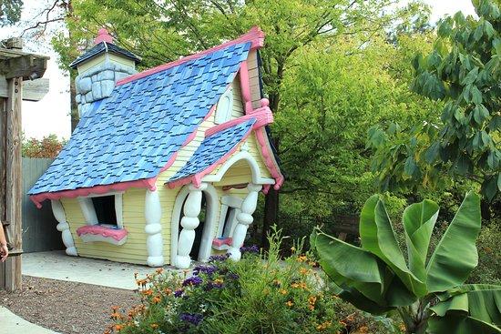 glenwood gardens discovery garden - Dicovery Garden