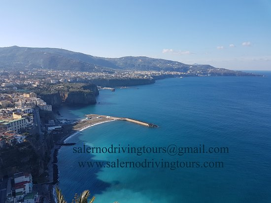 Salerno Driving Tours