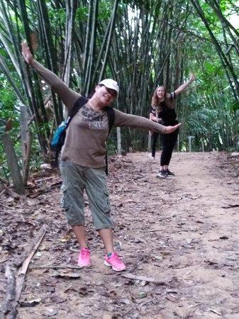 Khlong Sok, Thailand: My life and my job.