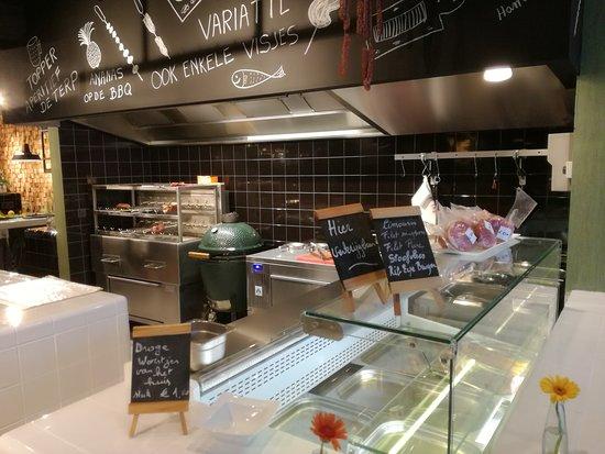 Keuken Outlet Store : De keuken picture of de terp knokke heist tripadvisor