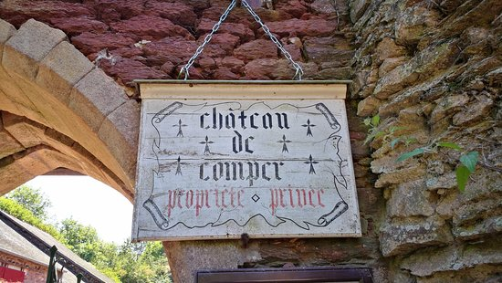 Chateau de Comper Photo