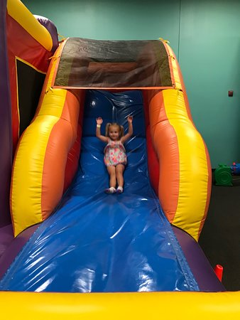 Lake Wylie, SC: Bounce house fun
