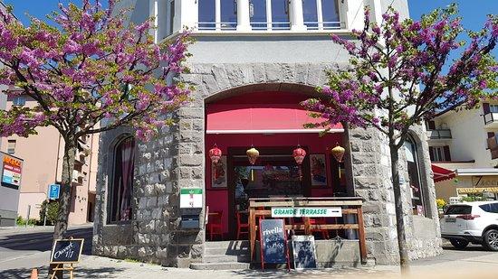 Clarens, Swiss: un joli emplacement !!!