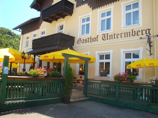 Oberau, Germany: Terrasse
